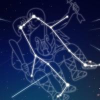 ふたご座流星群見えています 2017.12.13
