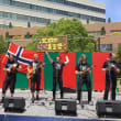 北欧の夏至祭