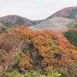 紅葉の二上山