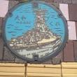 呉と広島マンホール