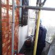 外壁のひび割れ対策の塗り替え