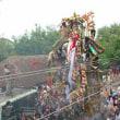 ヒジュラの祭り――『アラヴァン・タライ(アラヴァンの頭)』