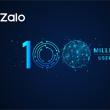 ベトナムの「Zalo」ユーザー、1億人突破!