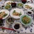 「薄切り肉の生姜ソテー・キュウイソース」・・・飯村直美料理教室