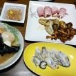 2月18日(日)牡蠣と滑子のオイスターソース炒め