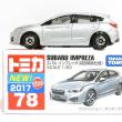 トミカ8月の新車 インプレッサ SPORTハッチバック