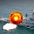 韓国海軍フリゲート「馬山」、原因不明の爆発…1人死亡