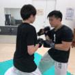 20180829自主トレーニング