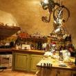 80歳自分へのご褒美旅 20 フォンソワーズの居間兼食堂です。
