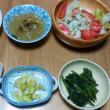 今朝の山賊食堂(8月19日)アミタケで味噌汁