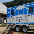 東日本大震災・津波のような真備町の惨状、ボランティアの皆さんの奮闘に脱帽!避難所・第二福田小学校、二万小学校、小田川決壊地域の訪問!