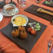 ホシノ酵母レッスン・・・バターロール・チキンとセロリのカレー風味のパン