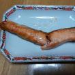 今朝の一品(4月21日)サクラマスの焼き魚