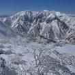 雪山は美しい