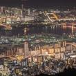 摩耶山 掬星台から夜景