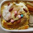 鰤(ぶり)の芥子マヨネーズ焼き弁当/チアシード