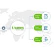 Western Union、Thunesとの提携でモバイル市場を拡大。
