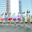 今年の寄居町「ふるさとの祭典市」は、仮面女子候補生のみなさんがオフィシャルサポーターに。