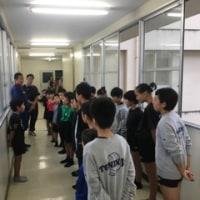 10/21練習試合及び新入部員