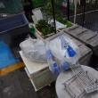 台風21号の直撃で自宅周りは大変なことになりました。