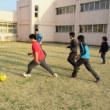 寄宿舎~サッカー~