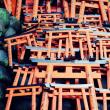 圧巻の千本鳥居-京都市伏見区:伏見稲荷大社