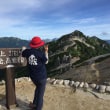 登山教室 最終回・燕岳2日目