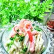[小樽]ヤーコンの明太子マヨネーズサラダです。