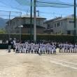 下級生練習試合VS平野リトルジャガーズ(林崎)