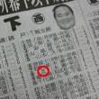 漢字一文字のしこ名。