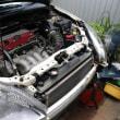 EP3 Type R エアコン修理完了