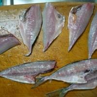 魚三昧の夕食 (^^♪