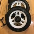 AF67  タイヤ交換
