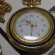 クォーツ懐中時計