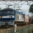 2017年8月21日 東海道貨物線 東戸塚 EF210-120 8052レ