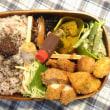 きょうのお弁当 (9月20日)