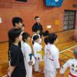 第30回長崎市少年少女空手道選手権大会