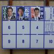 衆院議員選挙投開票日