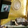 <国連総会>トランプ大統領、国連総会演説で北朝鮮の日本人拉致を非難 「13歳の少女を拉致した」