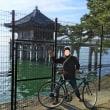 琵琶湖ポタ 南湖コース