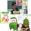そろそろクリスマス絵本を、「ちいさいパピーちゃんのクリスマス」、読者のコメント、西本鶏介先生の解説、