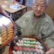 11月25日92歳のお誕生日のお祝いをしました。