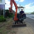 歩々清風・・・・・道路の清掃ボランテァ