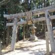 3月10日 掘坂山~観音岳へ