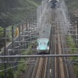 8月8日撮影 その2 木古内 新幹線ビュースポット