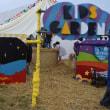 なぜこんなに多くの顔ハメ看板がRising Sun Rock Festival in Ezo 2018 (ライジングサン・ロックフェスティバル)に登場したのか