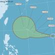 台風24号、27日から28日にかけて台湾に最接近へ
