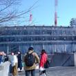 3月13日千駄ヶ谷にて