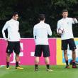ドイツ代表、フランクフルトに集合してトレーニング1日目をスタート。