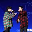 2PM、入隊中のテギョンも登場…「2018平昌冬季五輪」ヘッドライナーショーステージで5人で熱いパフォーマンス